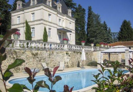 Chateau in Dignac, France