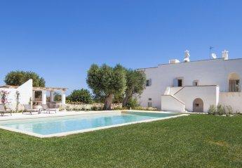 5 bedroom Villa for rent in Monopoli