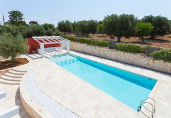 4 bedroom Villa for rent in Monopoli