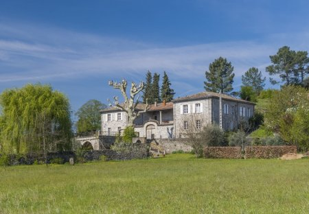 Villa in Lalevade-d'Ardèche, France