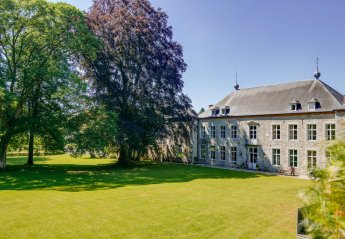 14 bedroom Chateau for rent in Ciney