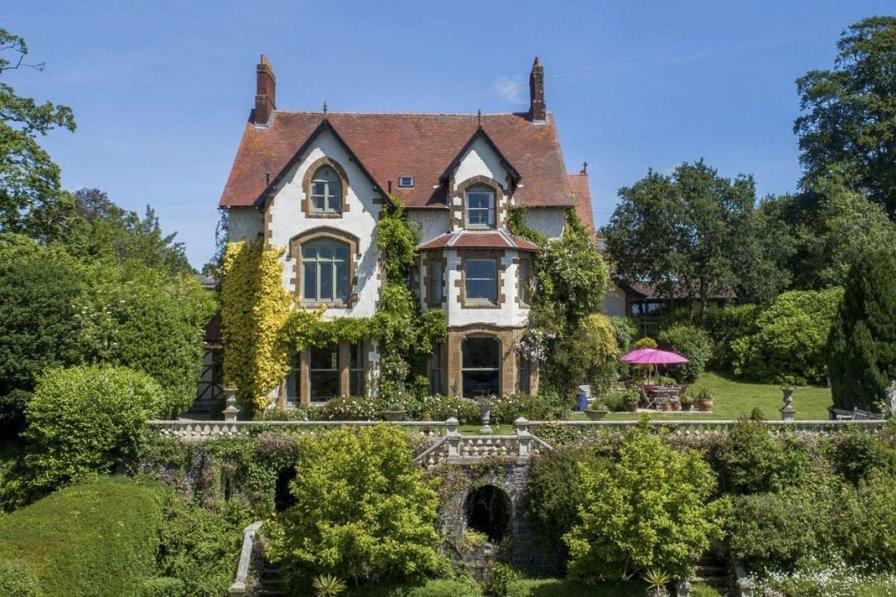 Chateau in United Kingdom, Chulmleigh