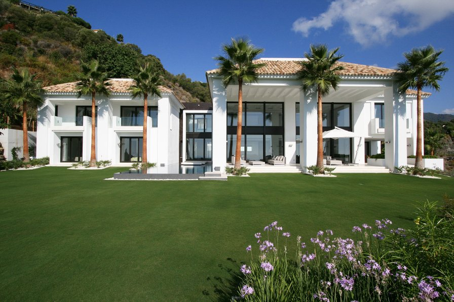 Villa in Spain, La Zagaleta Country Club - La Zagaleta Course