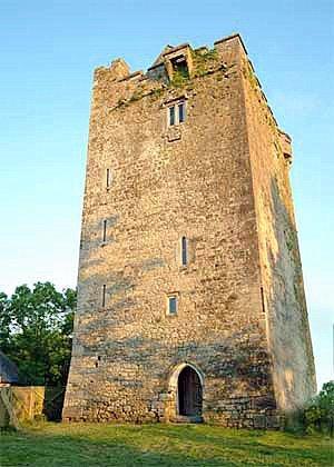 Chateau in Ireland, Ballybur Upper