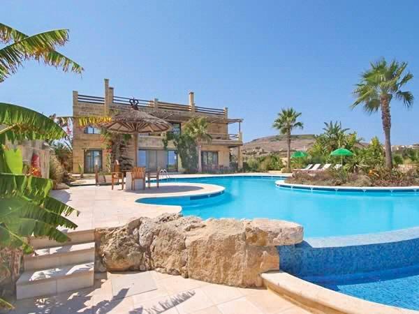 Villa in Malta, Ghasri