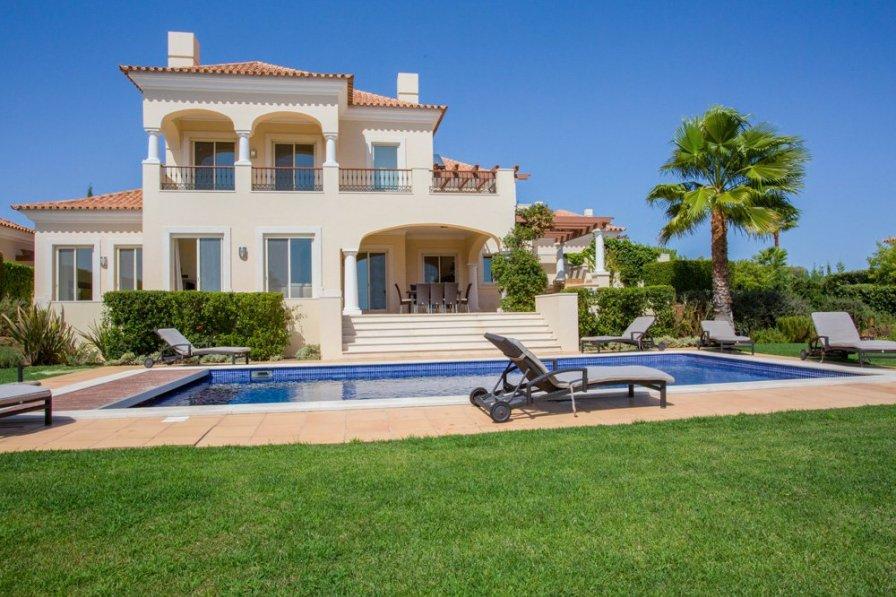 Villa To Rent In Monte Rei Golf Amp Country Club Algarve