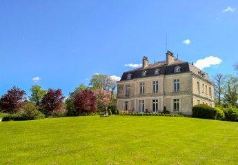 Chateau in France, Saint-Paul-Lizonne