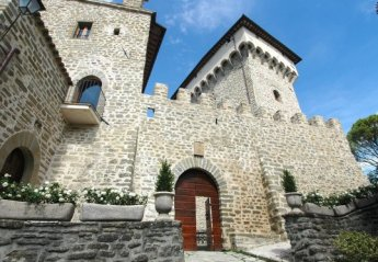 Chateau in Italy, Gubbio