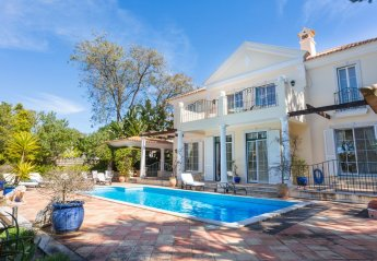 5 bedroom Villa for rent in Vale do Lobo