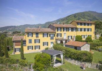 18 bedroom Villa for rent in Lucca