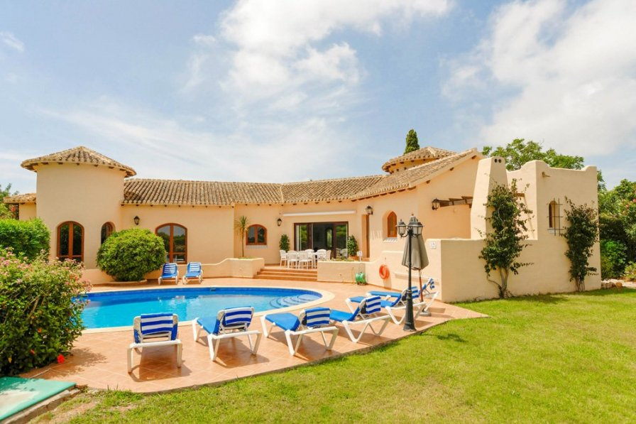 Villa in Spain, Atamaria