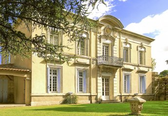 Chateau in France, Ginestas