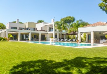 6 bedroom Villa for rent in Vale do Lobo
