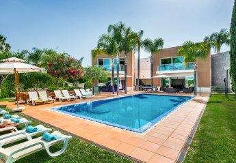 6 bedroom Villa for rent in Vilamoura