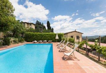 16 bedroom Villa for rent in Bucine
