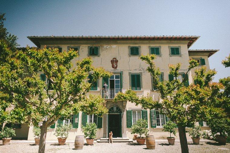 Villa in Italy, Bucine