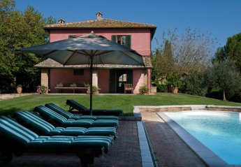 5 bedroom Villa for rent in Buonconvento