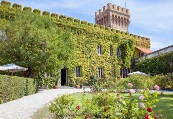Chateau in Italy, Campiglia Marittima