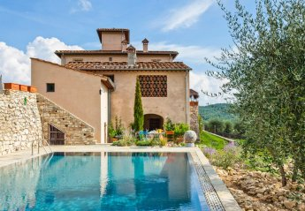 8 bedroom Villa for rent in Rignano sull'Arno