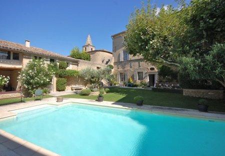 Villa in Cabrières-d'Avignon, the South of France