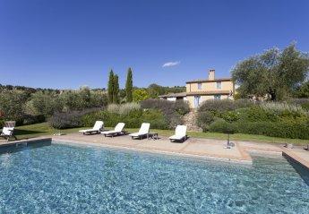 7 bedroom Villa for rent in San Casciano dei Bagni