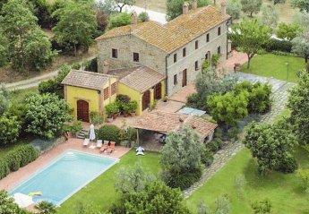 Villa in Italy, Villa di Panicale