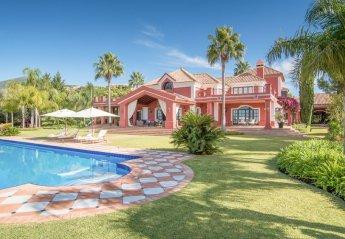 7 bedroom Villa for rent in Benahavis