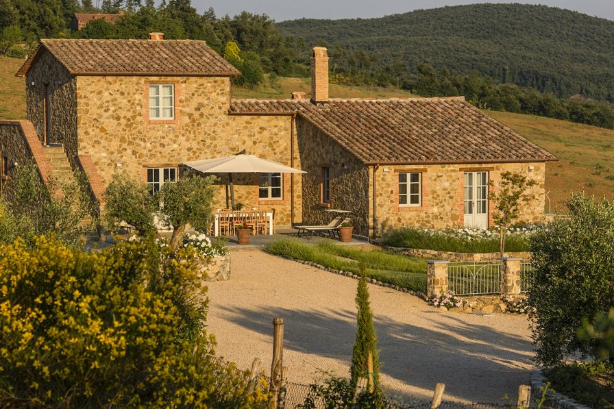 Villa in Italy, Trevinano