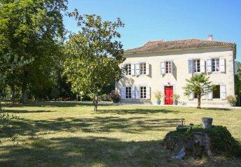 Villa in France, Mézin