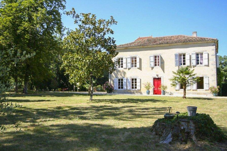 Chateau Lamantin