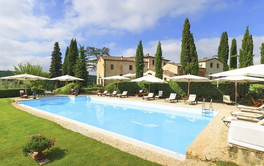Villa in Italy, Collalto