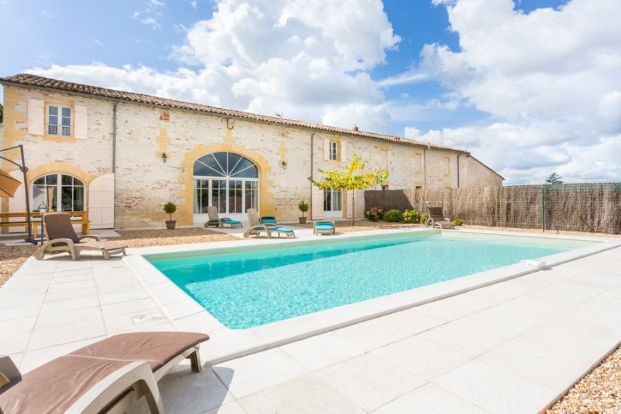 Villa in France, Saint-Avit-Saint-Nazaire