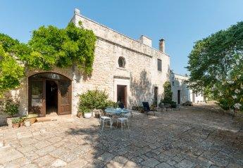 4 bedroom Villa for rent in Ceglie Messapica