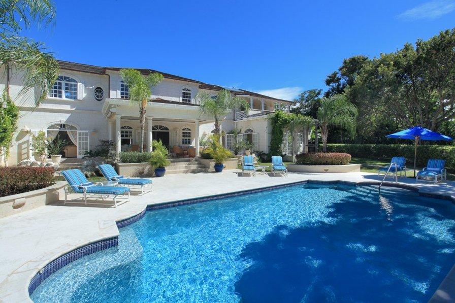 Villa in Barbados, Sandy Lane