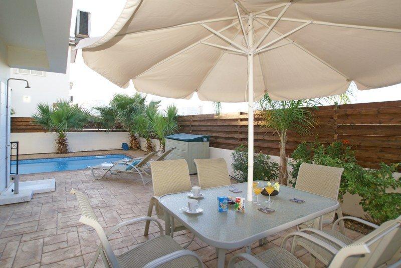 Villa in Cyprus, Protaras