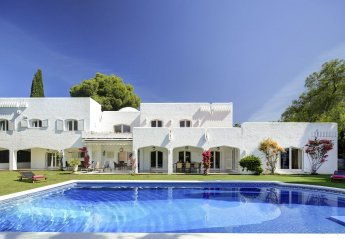 7 bedroom Villa for rent in Marbella