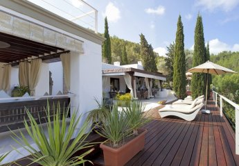 8 bedroom Villa for rent in Sant Joan de Labritja