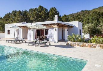 7 bedroom Villa for rent in Sant Joan de Labritja