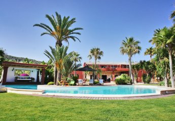10 bedroom Villa for rent in Sant Josep de sa Talaia
