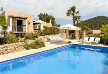 3 bedroom Villa for rent in Sant Josep de sa Talaia