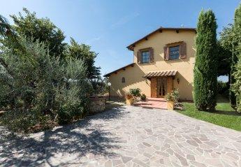 3 bedroom Villa for rent in Montespertoli