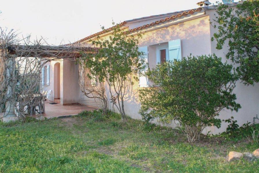 Villa rental in Corsica