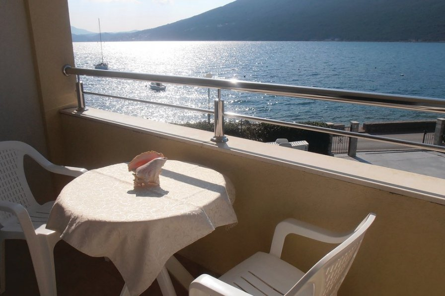 Holiday apartment in Herceg Novi