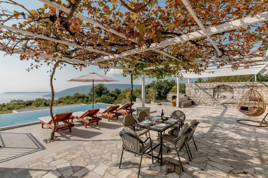 Herceg Novi holiday villa rental