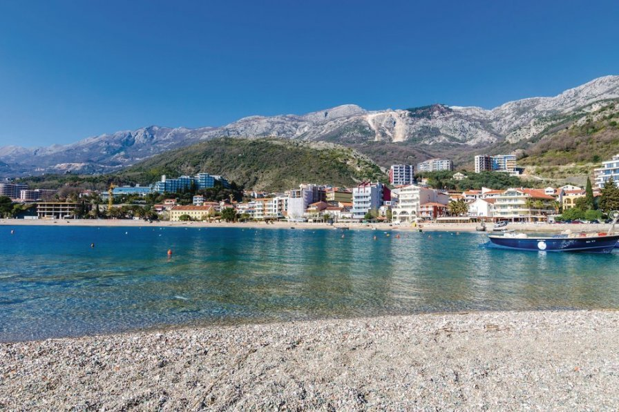 Apartment to rent in Budva Riviera