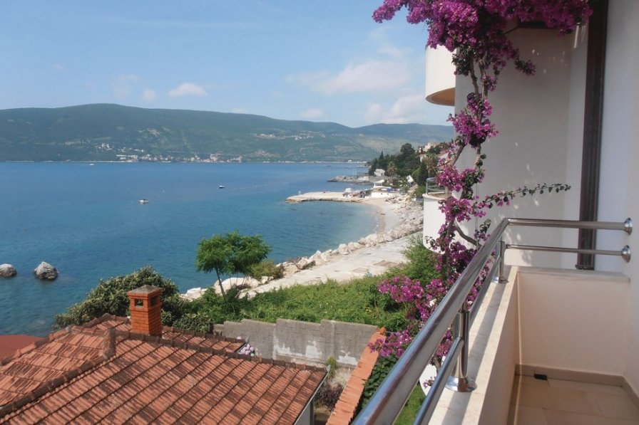 Apartment rental in Herceg Novi