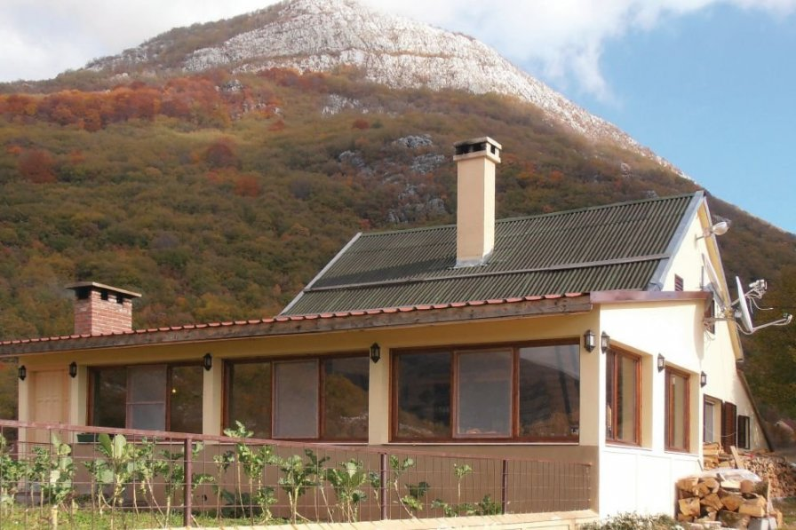 Holiday villa in Herceg Novi