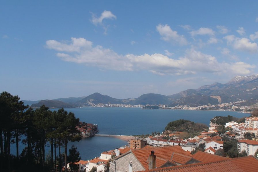 Apartment rental in Budva Riviera