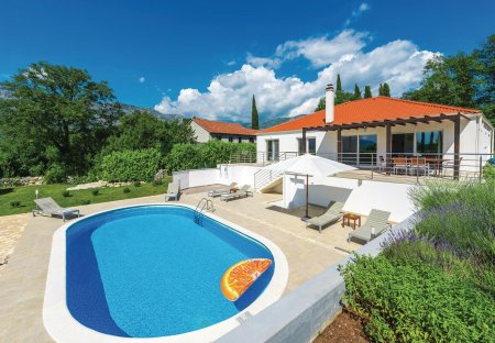 Villa in Gruda, Croatia