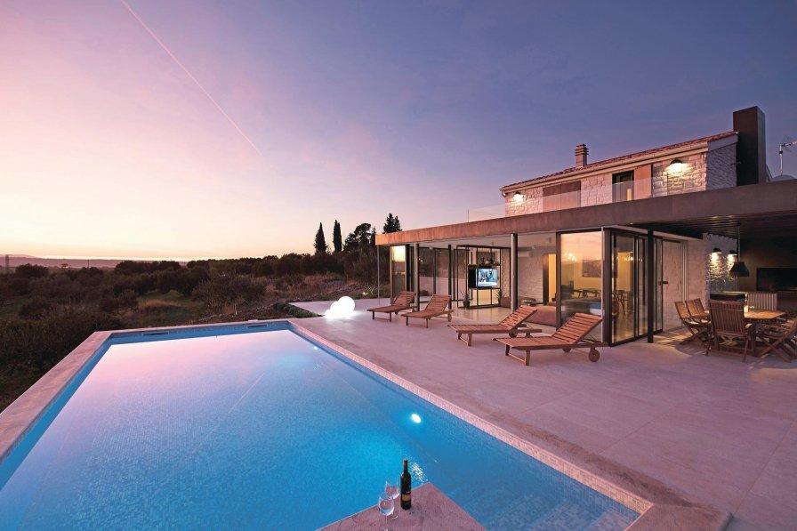 Villa in Croatia, Donje Polje